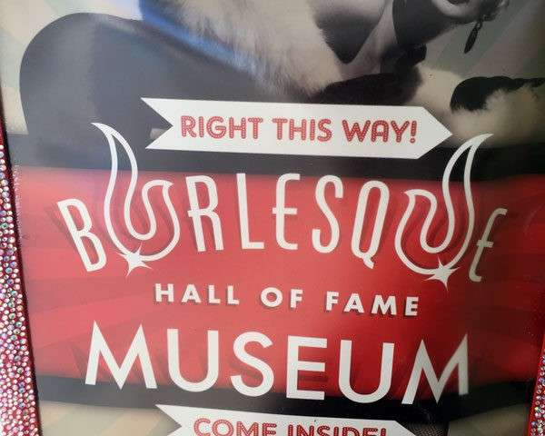 Burlesque Hall of Fame Museum Las Vegas