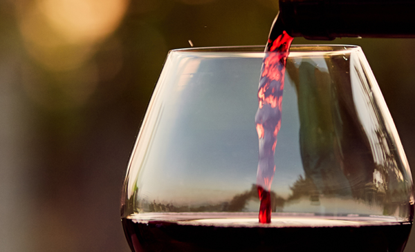 Wine Poured