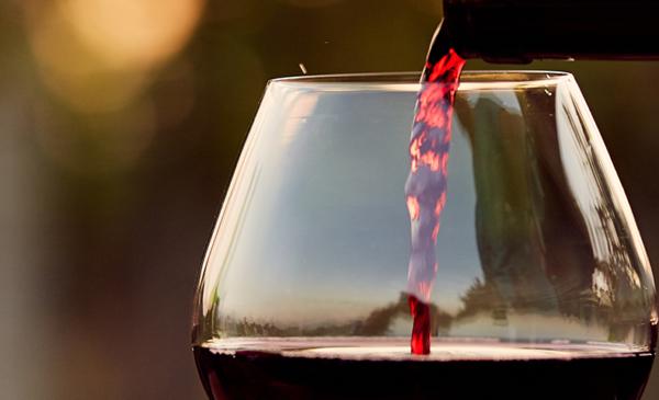 Wine Poured