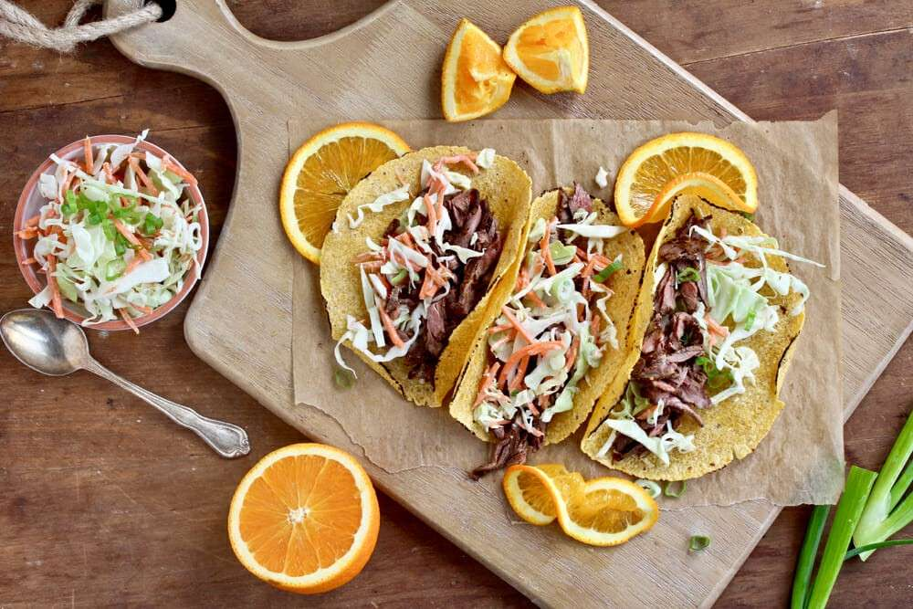 Skirt Steak Tacos Recipe