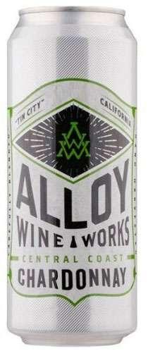 Alloy Wine Works Central Coast Chardonnay