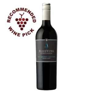 BlueWing Vineyards Sonoma Cabernet Sauvignon 2017
