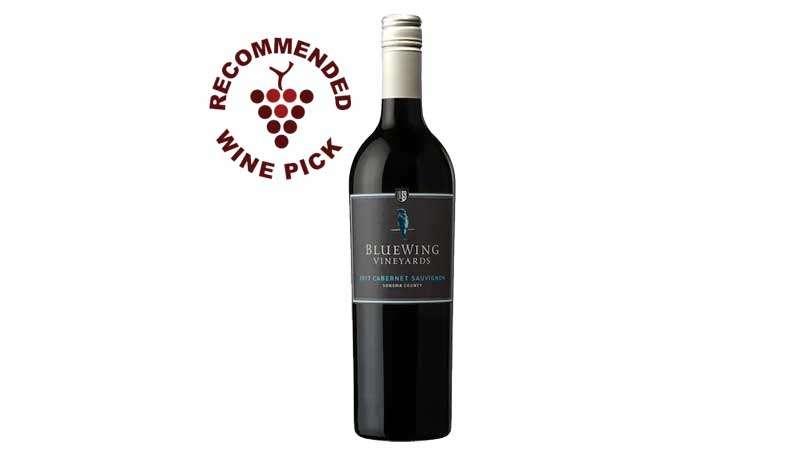 BlueWing Vineyards 2017 Cabernet Sauvignon