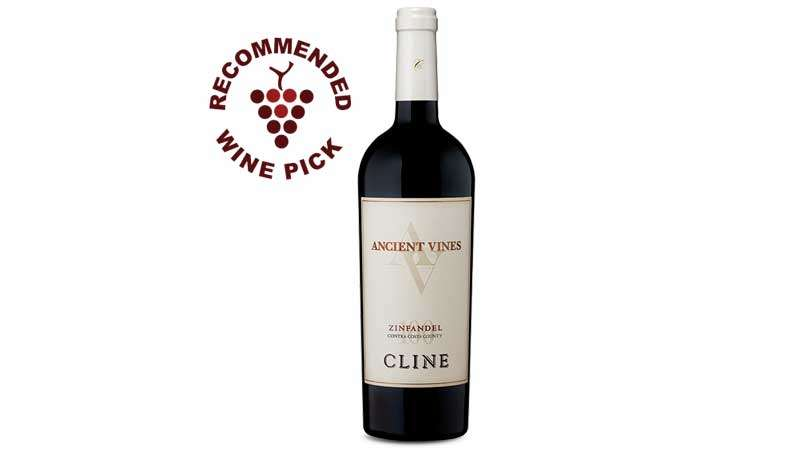 2018 Cline Ancient Vines Zinfandel