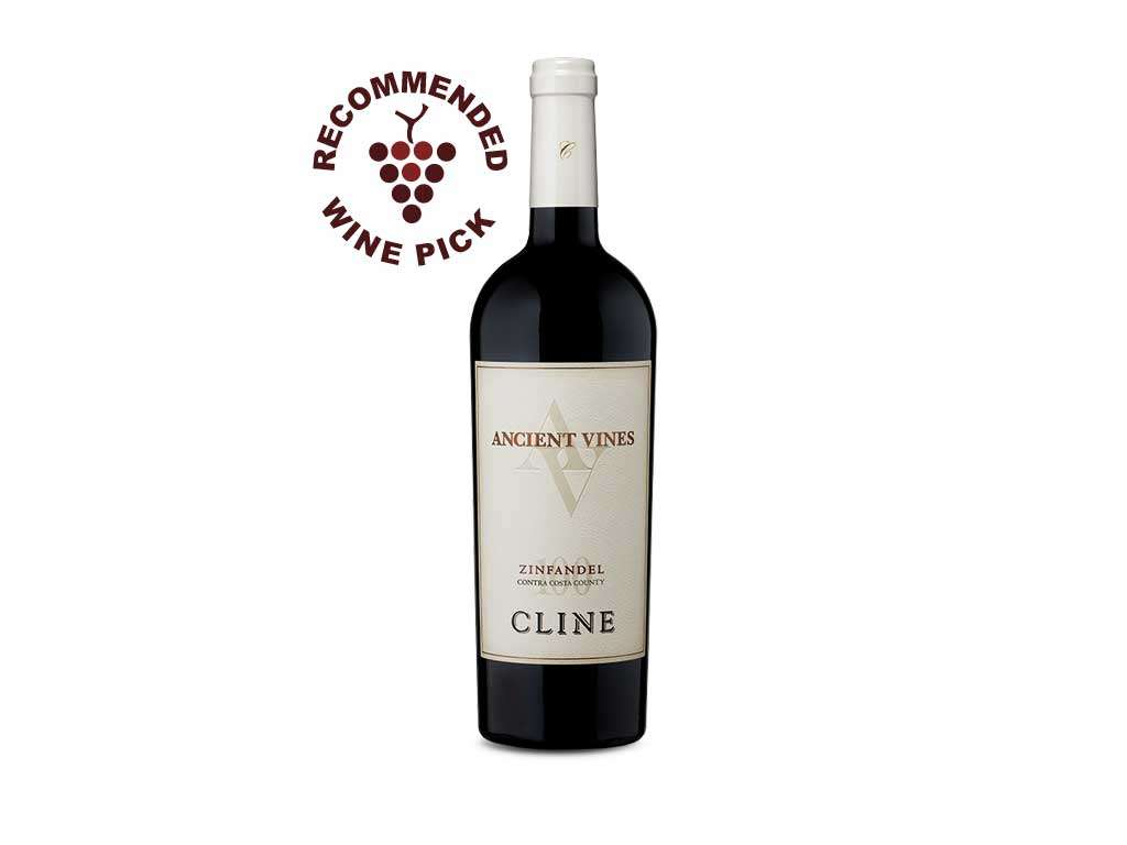 Cline Ancient Vines Zinfandel Bottle Recommended wine Pick