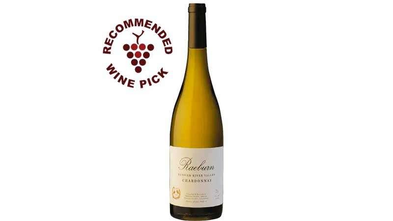2018 Raeburn Chardonnay Wine Pick