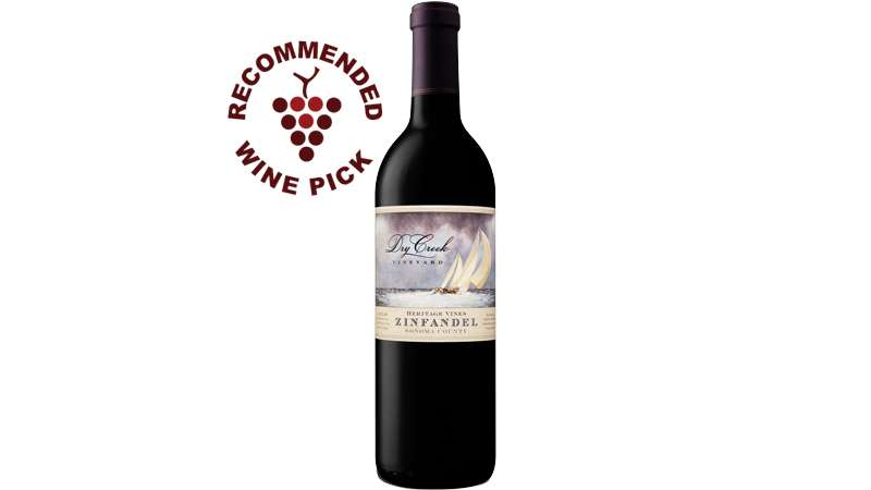 Dry Creek Vineyard Heritage Vines Zinfandel 2018