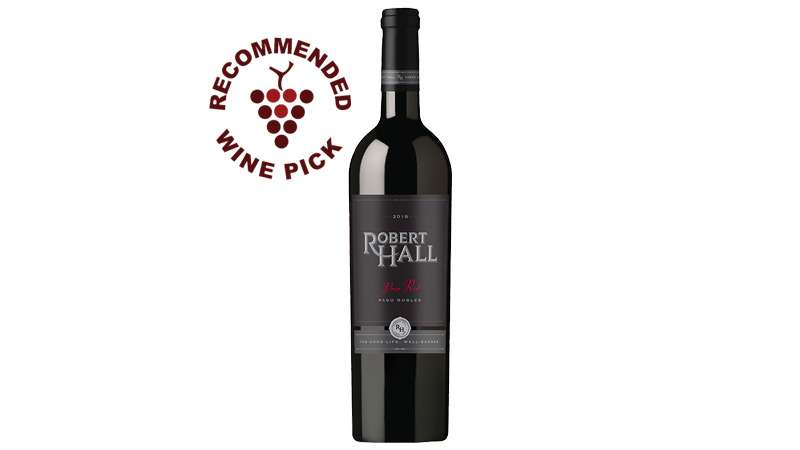 2018 Robert Hall Paso Red Blend